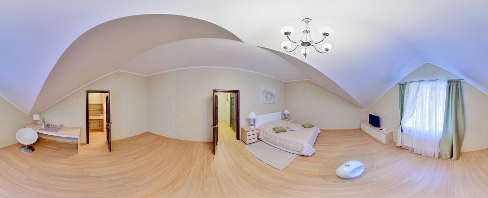 Сферические панорамы (360°) и виртуальные туры